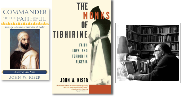 Les Moines de Tibhirine, The Monks of Tibhirine, and John W. Kiser in his study